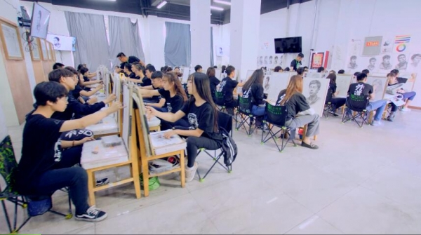 新疆艺术培训班